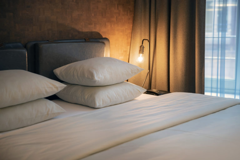 site web d'hotel